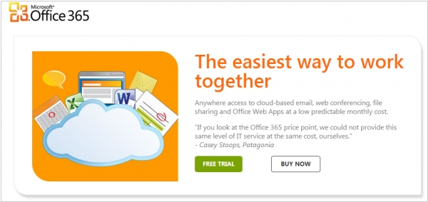 Microsoft lowers Office 365 pricing for small business