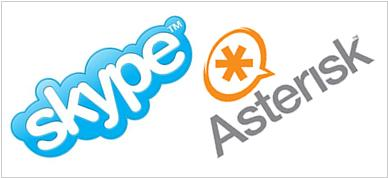 Skype+Asterisk are now ready for business