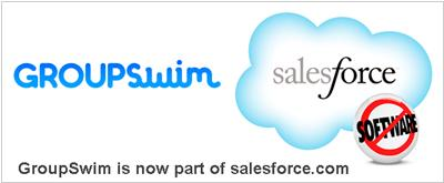 Salesforce acquired SaaS collaboration service