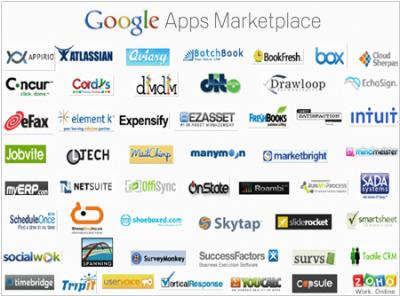 Google Apps Marketplace - the online app store for Google Apps