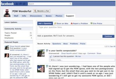 Get Satisfaction moves support forums to Facebook
