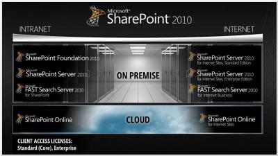 Sharepoint 2010: Clouds Can Wait