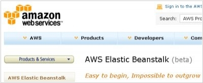 Amazon enters PaaS market. Takes on Google, Microsoft and Salesforce