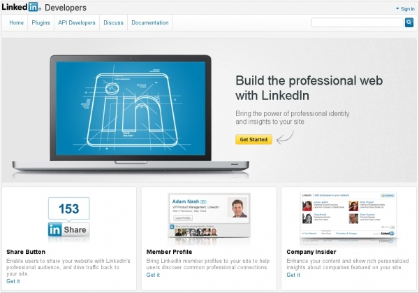 LinkedIn is trying to take business-sites away from Facebook