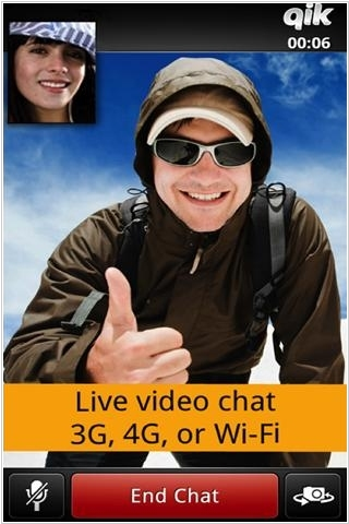 Google adds video chat to Android. Skype already enables video calls between Android and iPhone