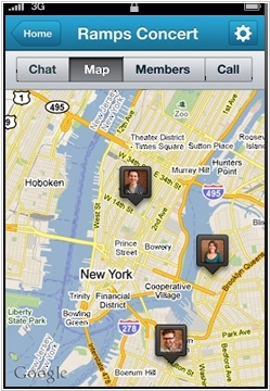 Skype acquired group-messaging service GroupMe