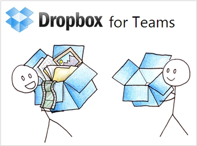 DropBox takes on Box.net with business version