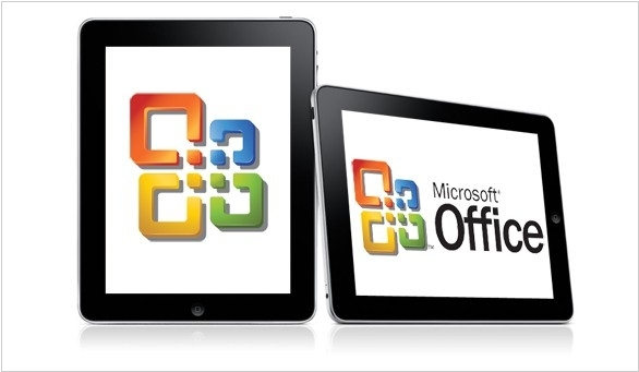 Microsoft is working on Office for iPad