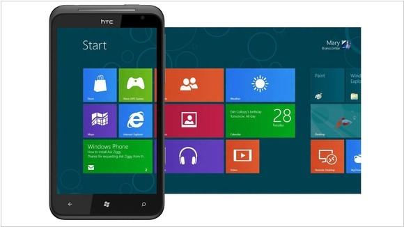 Windows Phone 8 - back to the Pocket PC