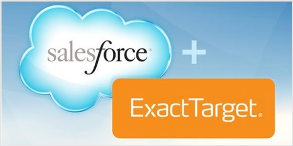 Salesforce buys marketing automation system ExactTarget for $2.5B