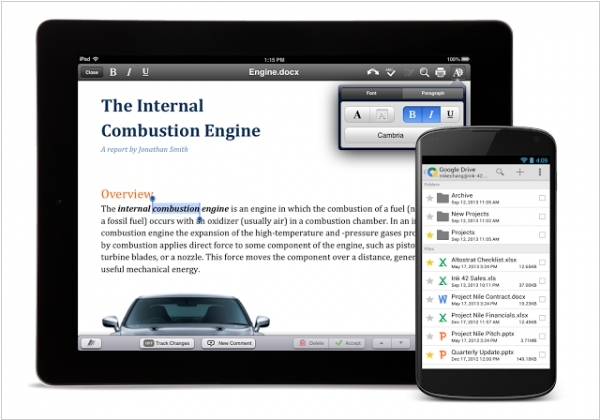 Google makes QuickOffice free for everyone