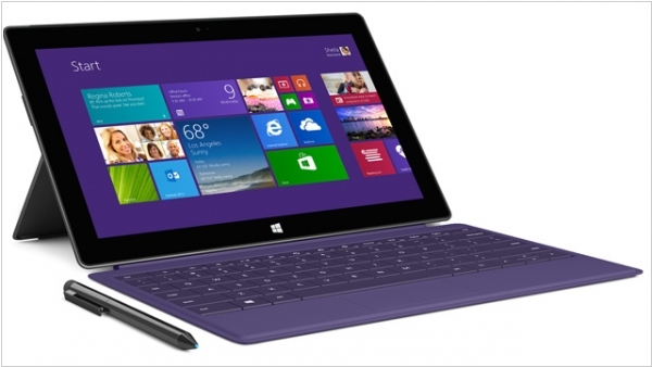 2 new Microsoft Surfaces: cool and ugly