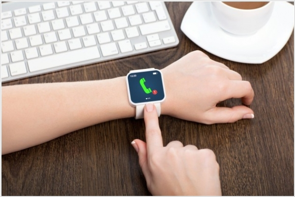 Salesforce integrates with wearables