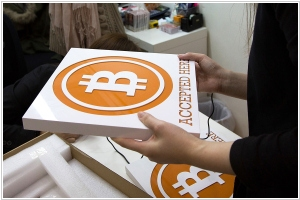 Shopify allows to accept payments in Bitcoin