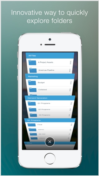 Syncplicity launches iPhone app expanding virtual private cloud capabilities