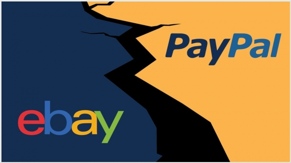 PayPal will split from eBay in 2015