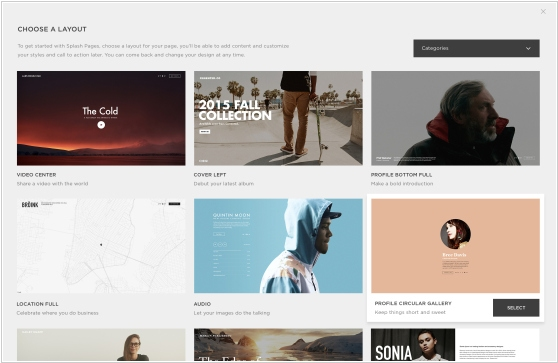Squarespace 7 integrates with Getty Images and Google Apps for Work