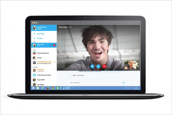 Microsoft launches Skype for Web