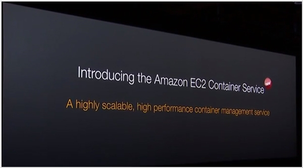 AWS now supports Docker containers