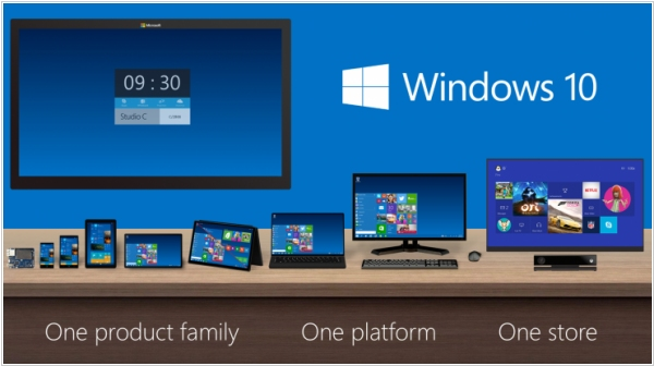 Microsoft promises managed enterprise App Stores with Windows 10