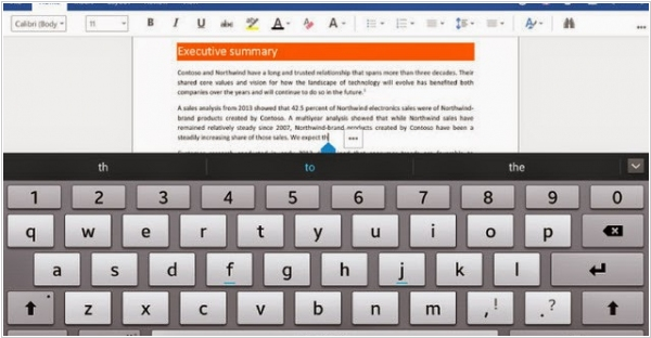 Microsoft opens Office for Android tablets to all