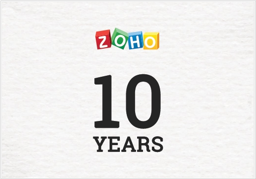 Zoho CRM is now free for 10 users