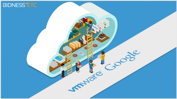VMware will make Google Cloud Platform available to its customers