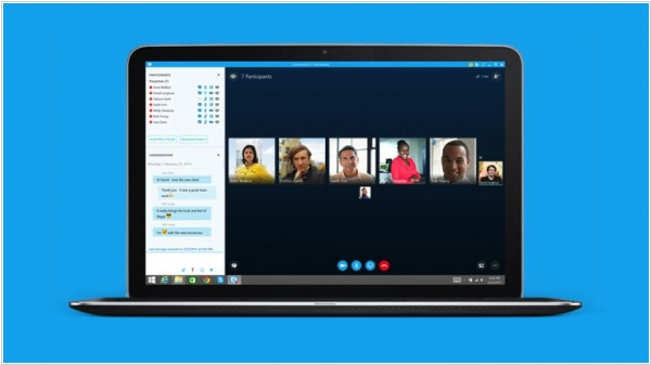 Microsoft begins rolling out Skype For Business (to replace Lync)