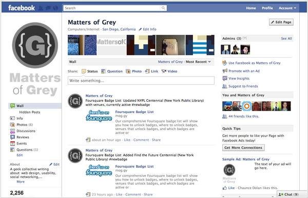Facebook now contains 40M active small business pages