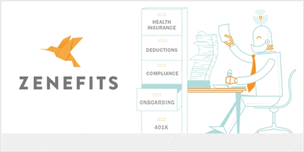 Cloud HR management provider Zenefits raised $500 Million