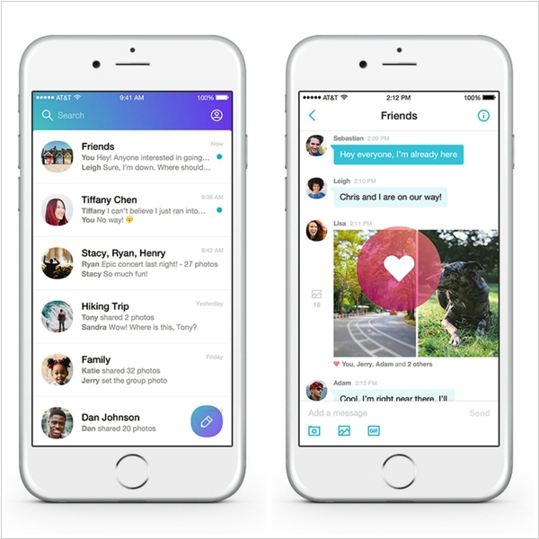 Yahoo Messenger becomes a mobile messenger
