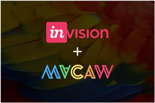 Prototyping suite InVision acquired online web-design tool Macaw