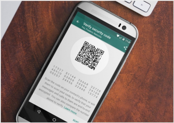 WhatsApp now supports full end-to-end encryption