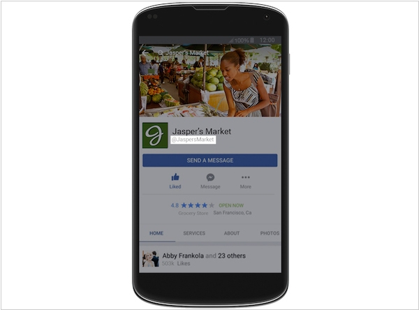 Facebook unveiled new tools for business