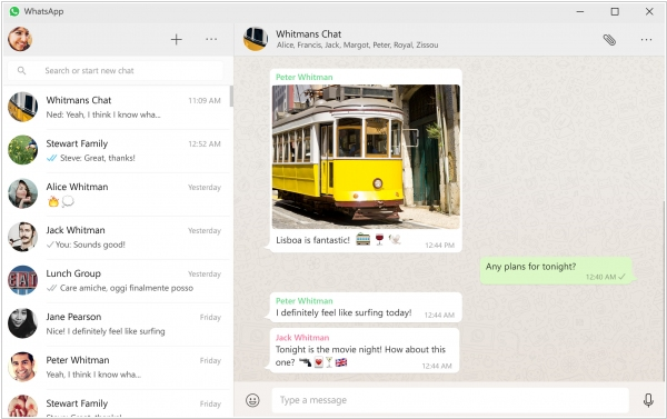 WhatsApp launched desktop version for Mac and Windows