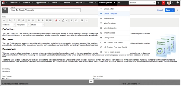 SugarCRM gets improved Search, Tagging