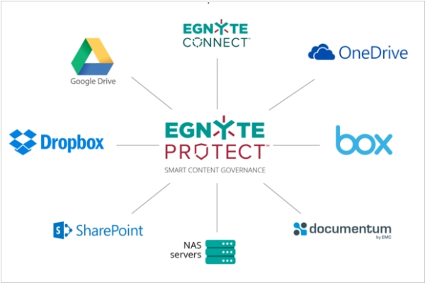 Egnyte launched document protection service