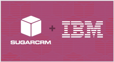 IBM tightens integration with SugarCRM