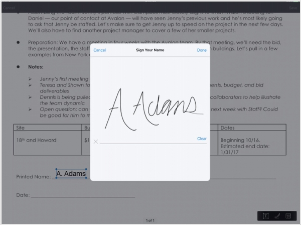 Dropbox adds PDF signing, iMessage integrations