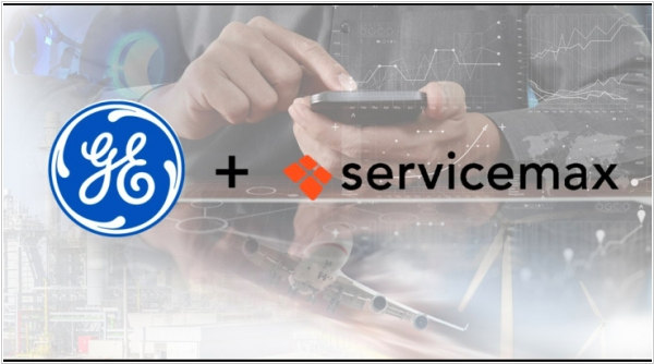 GE acquired cloud service management app ServiceMax for $915 million