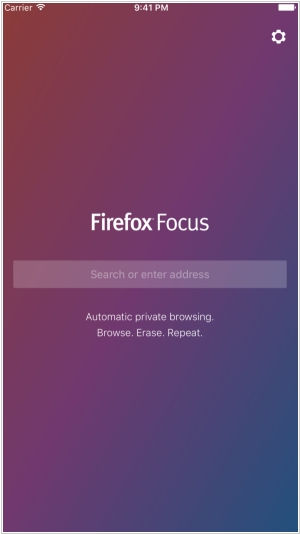 Mozilla launches Firefox Focus - private web browser for iPhone