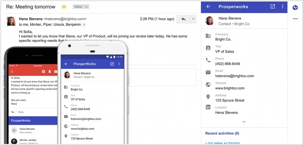 Gmail adds add-on support