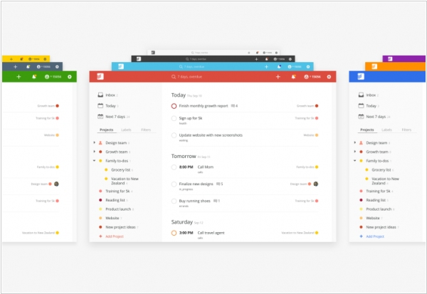 Todoist launched integration with Google Calendar