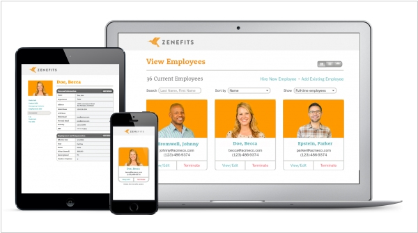 Zenefits simplifies human resources management for SMB