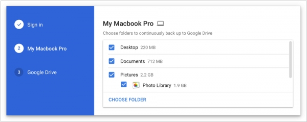 Google Drive gets a new Backup & Sync desktop app