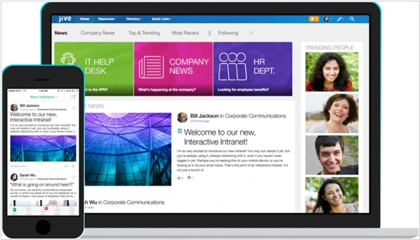 Lithium Technologies acquires Jive extranet community business