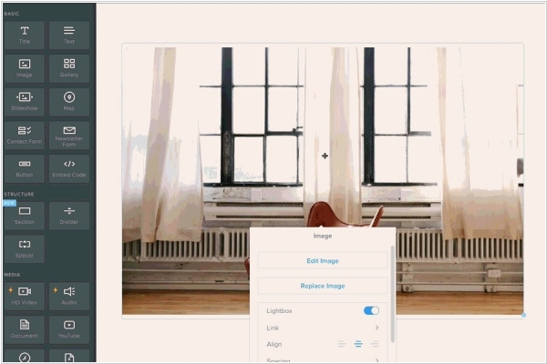 Weebly launches new image editor