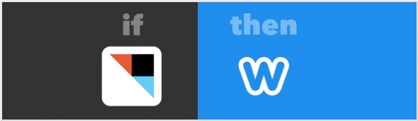 Weebly integrates with IFTTT