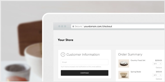 Squarespace adds checkout on your domain for Online Stores