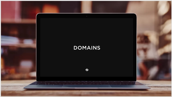 Squarespace introduced own Domains service